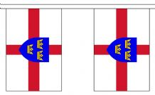 EAST ANGLIA BUNTING - 9 METRES 30 FLAGS